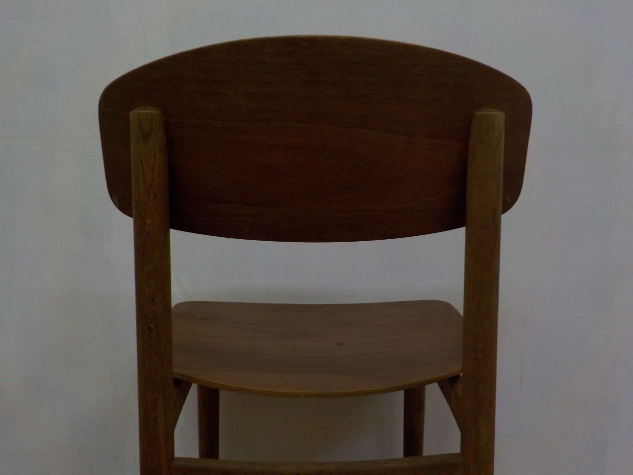 Borge Mogensen model122 Dining Chair / チークxオーク ボーエ・モーエンセン ダイニングチェア / stock2012-33-(1)