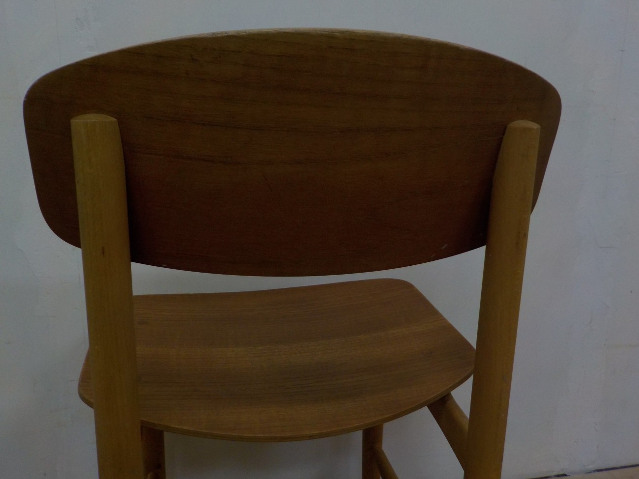 Borge Mogensen model122 Dining Chair / チークxビーチ ボーエ・モーエンセン ダイニングチェア / stock2012-33-(2)