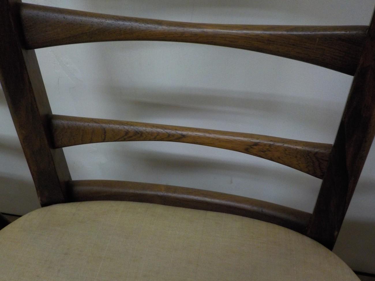 Niels Kofoed Liz Chair / ローズウッド ニールスコフォード / stock2012-36