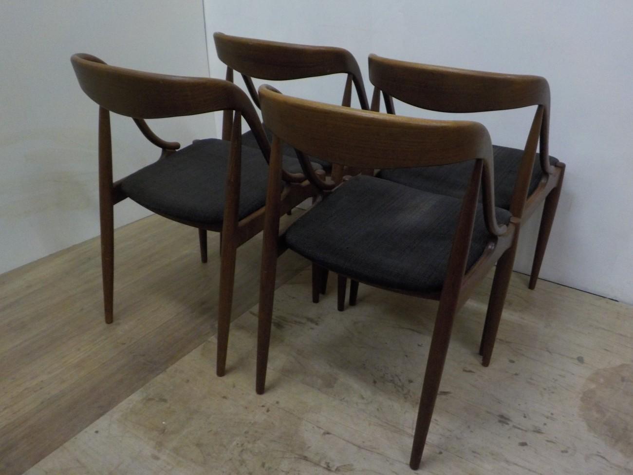 Johannes Andersen Dining Chair / チーク ヨハネス・アンダーセン ダイニングチェア / stock2012-23