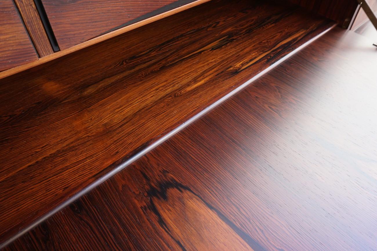 Erling Torvits Klim Møbelfabrik rosewood writing bureau / エーリング・トロヴィッツ ローズウッド ライティングビューロ