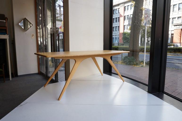 ソリッドオーク オリジナルセンターテーブル / DECO-BOCO Original solid oak Center table(オーダー)