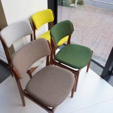 Erik Buch Teak model49 chair Kvadrat / エリックバック チーク ダイニングチェア クヴァドラ