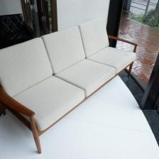 Grete Jalk sofa Model.118 Teak CADO(France & son) kvadrat / グレーテ・ヤルク ソファ チーク クヴァドラ