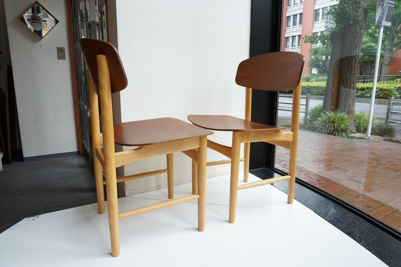 Borge Mogensen model122 Chair(Teak×Beech)Soborg Mobler / ボーエ・モーエンセン モデル122 チェア (チーク×ビーチ)