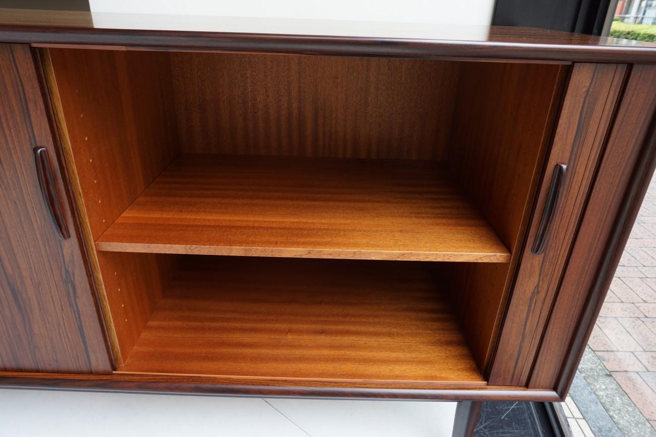 Arne Vodder Sibast Furniture Sideboard model75 Rosewood 150cm / アルネヴォッダー シバスト社 ローズウッド サイドボード ビンテージ北欧家具