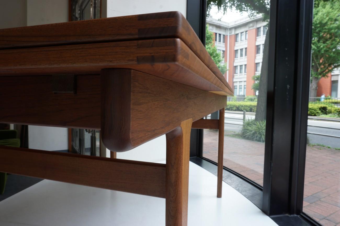 VEJLE STOLE-og MOBELFABRIK Teak Dining table / チーク エクステンション 伸長式ダイニングテーブル