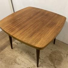 Rosewood Square Dining table treman / ローズウッド スクエア エクステンション ダイニングテーブル / stock2108-60(メンテナンス前)ビンテージ北欧家具
