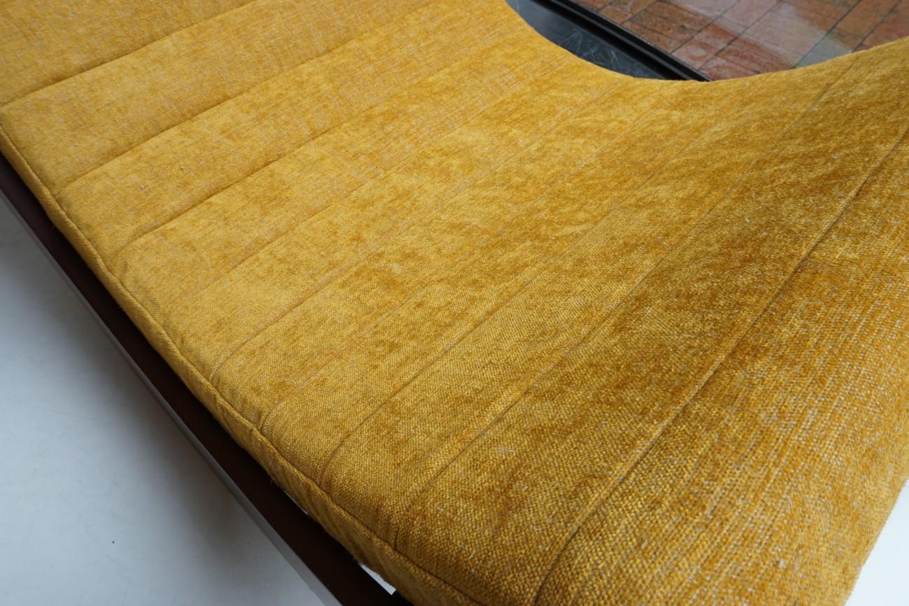 Verner Panton Rocking chair / ヴェルナー・パントン ロッキングチェア オーク材 (ダークオーク)リラクサー2